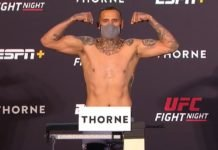 Daniel Rodriguez UFC