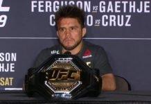 Henry Cejudo UFC