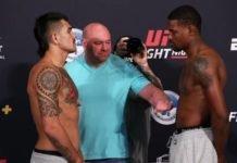 Anthony Hernandez and Kevin Holland UFC on ESPN 8