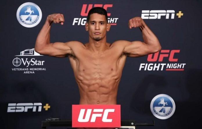 Miguel Baeza UFC
