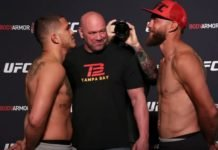 Anthony Pettis and Donald Cerrone, UFC 249