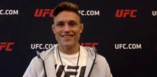 Drew Dober UFC
