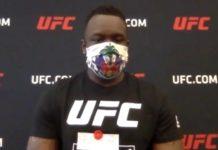 Ovince Saint Preux UFC