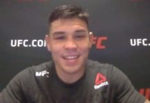 Ricky Simon UFC