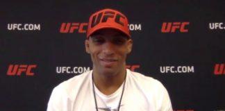 Edson Barboza UFC