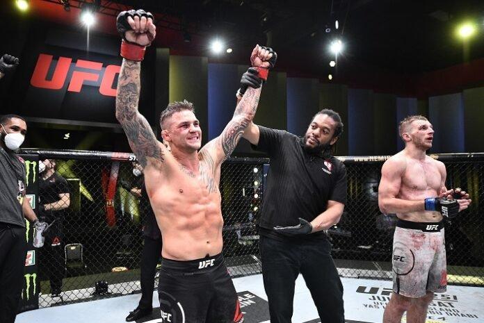 Dustin Poirier UFC on ESPN 12