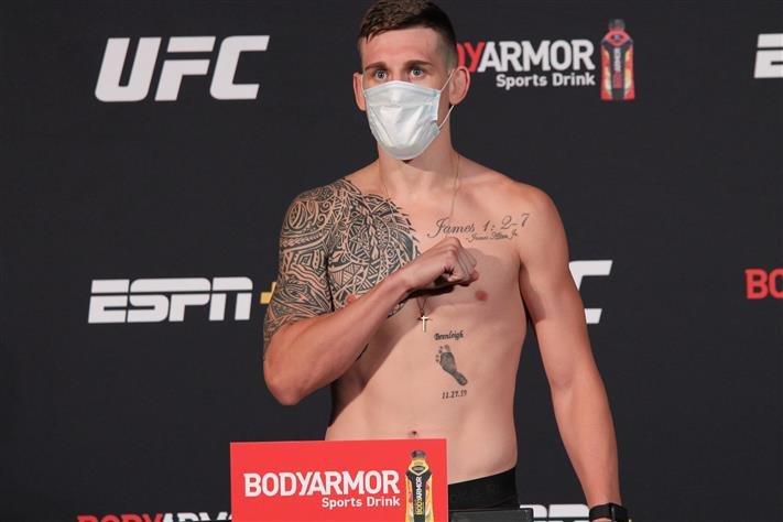 Brendan Allen UFC