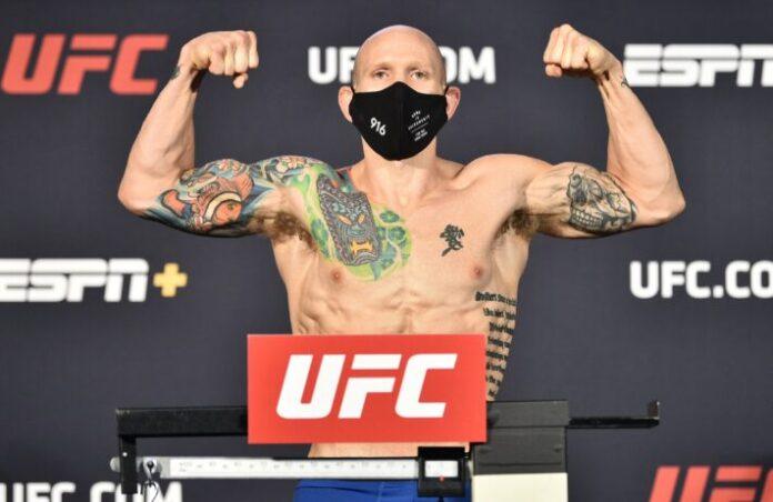 Josh Emmett UFC