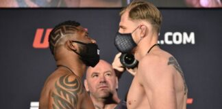 Curtis Blaydes vs. Alexander Volkov UFC on ESPN 11