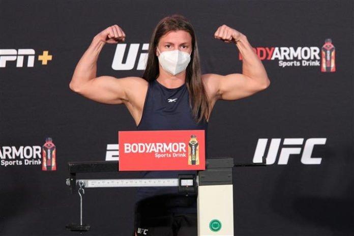 Hannah Cifers UFC