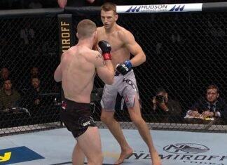 Dan Hooker UFC