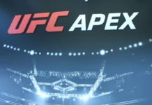 UFC Apex, home of Dana White's Contender Series
