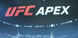 UFC Apex, home of Dana White's Contender Series