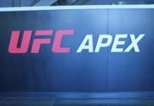UFC Apex, home of Dana White's Contender Series (DWCS)
