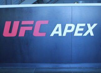 UFC Apex, home of Dana White's Contender Series (DWCS)