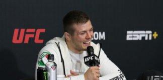 Marvin Vettori UFC on ESPN 10