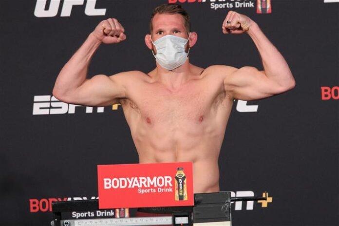 Jason Witt UFC