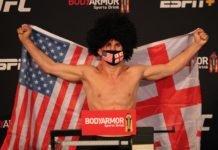 Merab Dvalishvili, UFC