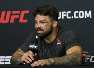 Mike Perry, UFC on ESPN 12