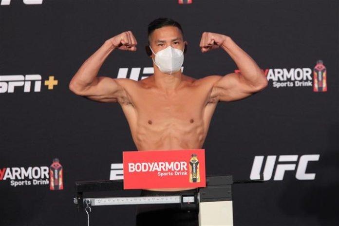 Tyson Nam UFC