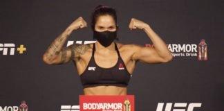 Amanda Nunes, UFC 250