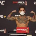 Cody Garbrandt, UFC 250