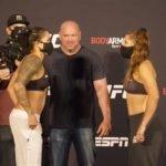Amanda Nunes vs. Felicia Spencer, UFC 250