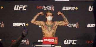 Sean O'Malley, UFC 250
