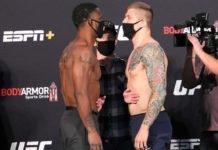 Karl Roberson vs. Marvin Vettori UFC on ESPN 10