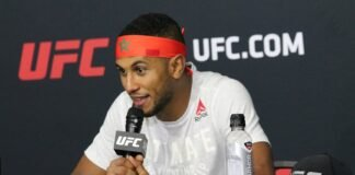 Youssef Zalal UFC on ESPN 12