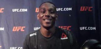 Jamahal Hill UFC