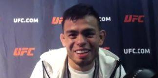 Brandon Royval UFC