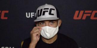 Mark De La Rosa UFC