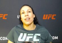 Marion Reneau UFC