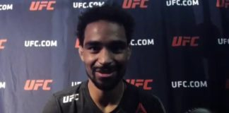 Roosevelt Roberts UFC