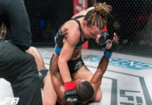 Vanessa Demopoulos will fight for the strawweight title at LFA 85