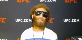 Luis Pena UFC