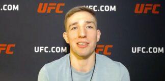 Kyle Daukaus UFC