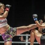 Stamp Fairtex vs Sunisa Srisen ONE Championship