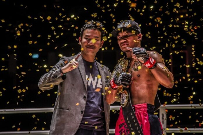 Rodtang Jitmuangnon ONE Championship: No Surrender