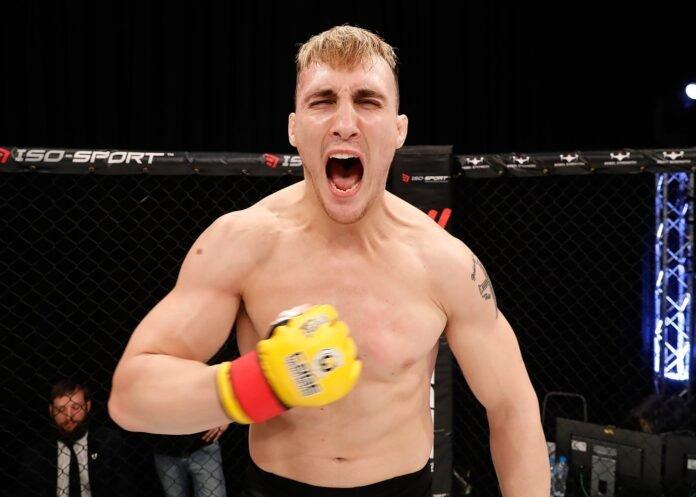 UFC Fight Island 1 Modestas Bukauskas