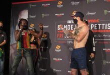 Jason Jackson and Jordan Mein Bellator 242