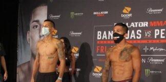 Ricky Bandejas and Sergio Pettis, Bellator 242