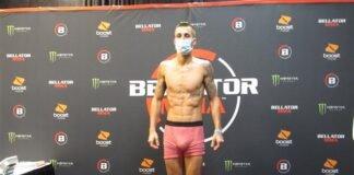 Ricky Bandejas Bellator 242