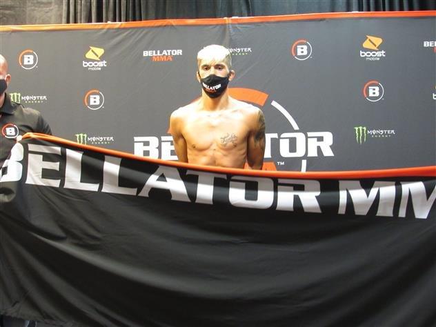 Jay Jay Wilson, Bellator 242