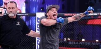 Jay Jay Wilson Bellator MMA