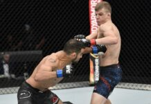 Grant Dawson UFC