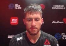 Jack Shore UFC