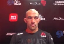 Jared Gordon UFC