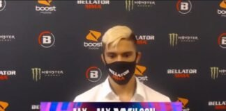Jay Jay Wilson Bellator 242